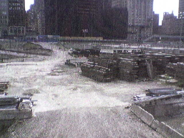 Ground Zero site, July 2005