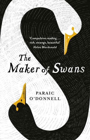 The Maker of Swans - Final Front Cover Image